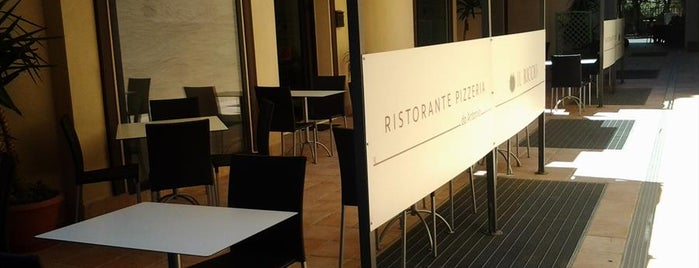 Ristorante Il Riccio is one of Lugares favoritos de Euro Hotel.