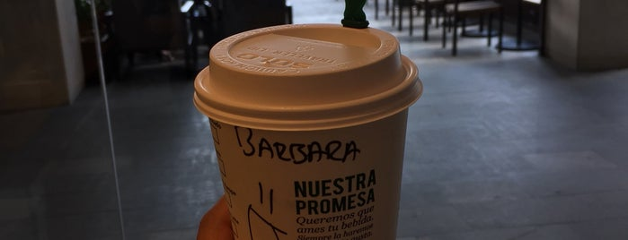 Starbucks is one of Lugares favoritos de Alfonso.