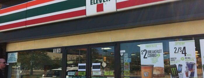 7-Eleven is one of Posti che sono piaciuti a Carina.