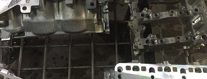 Kepez Motor Yenileme is one of Harun'un Beğendiği Mekanlar.