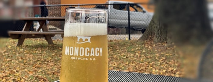 Monocacy Brewing is one of Rachel 님이 좋아한 장소.