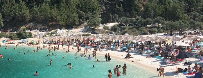 Marble Beach is one of Lugares favoritos de Barış.