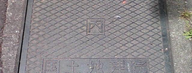 日本水準原点 is one of lieu a Tokyo 2.