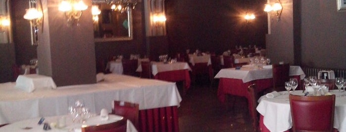 1940 Restaurant is one of mis sitios.