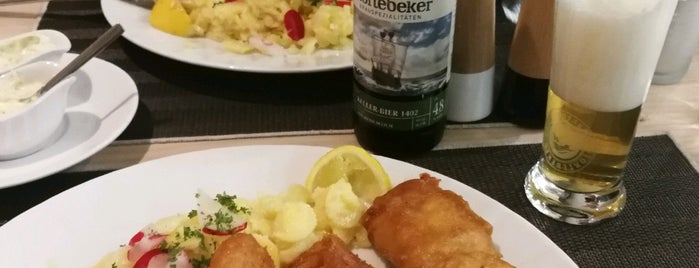 Fisherman's is one of Bremen / Deutschland.