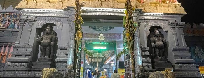 Sri Senpaga Vinayagar Temple is one of Singapore.