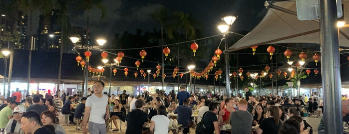 Guan Kee Seafood is one of Micheenli Guide: Best of Singapore Hawker Food.