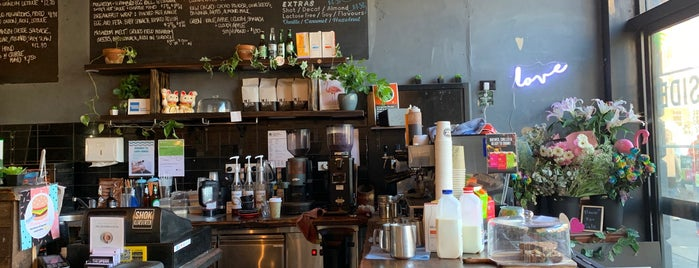 The Upside Cafe is one of Sydney eats 'n' treats.