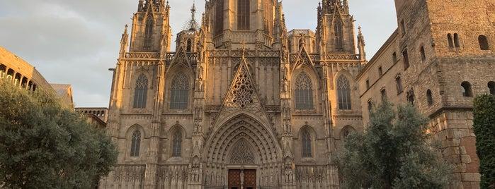 Catedral De Barcelona is one of Lieux sauvegardés par Queen.