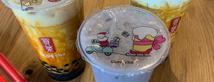 Gong Cha is one of Jingyuan'ın Beğendiği Mekanlar.