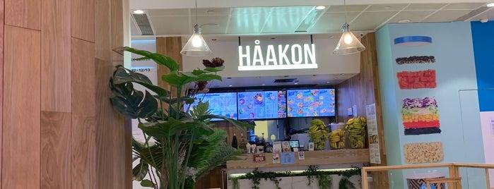 HAAKON is one of Locais salvos de Sergey.