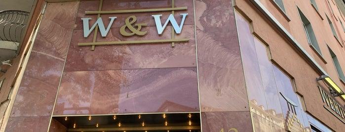 Werth & Werth is one of Frankfurt.