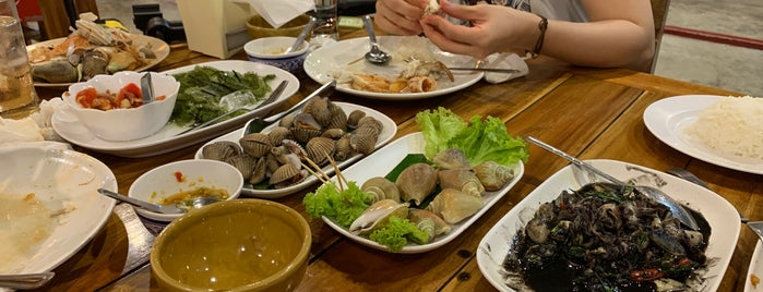 Bang Pae Seafood is one of Phucket & SG.