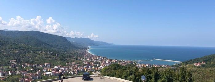 Tuğ Tepesi Cide Seyir Terası is one of Batı ve Orta Karadeniz.
