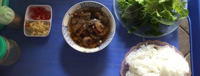 Bun cha Ngoc Khanh is one of Hanoi, Vietnam.