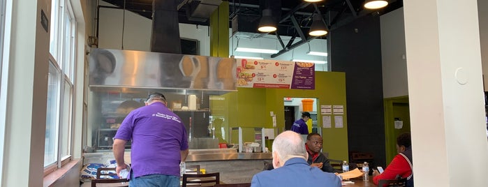 Fresh Burger is one of Toronto Restaurants.