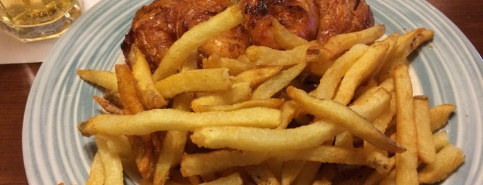 Swiss Chalet Rotisserie & Grill is one of Toronto Food - Part 1.