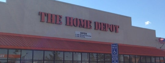 The Home Depot is one of Locais curtidos por Brian.
