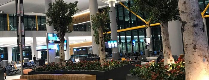 İç Hatlar Gidiş Terminali is one of Posti che sono piaciuti a Melis.