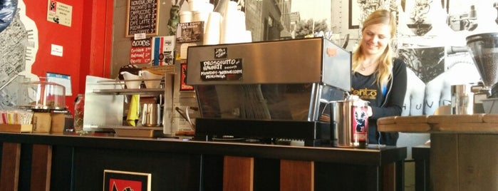 Chrome Coffee Bar is one of For the Love of Caffeine.