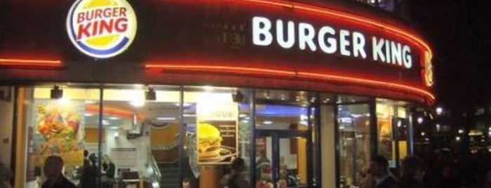 Burger King is one of Lugares favoritos de Murat karacim.