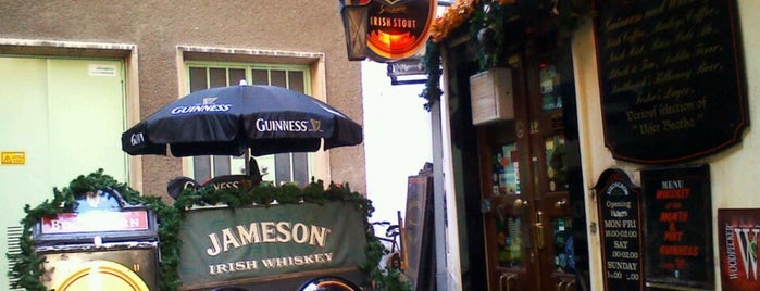 Irish Pub Bockshorn is one of Vienne.