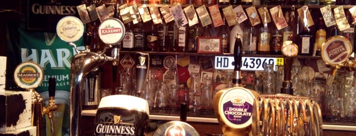 Lock Stock is one of Ireland pubs.