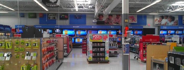 Walmart Supercenter is one of Orte, die Trenton gefallen.