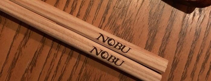 NOBU TOKYO is one of Tokyo, Japan.