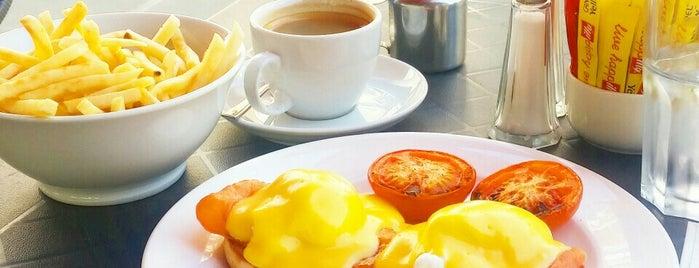Raouls's Restaurant & Bar is one of Breakfast/Brunch in London.