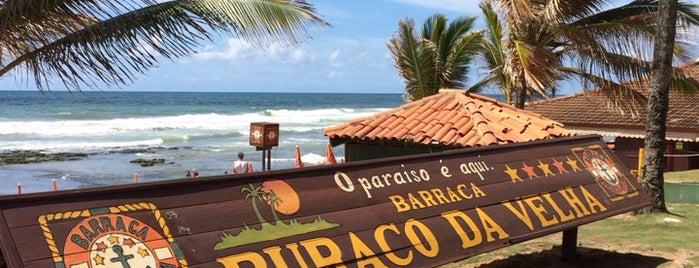 Praia Buraco da Velha is one of Lieux qui ont plu à Vanessa.