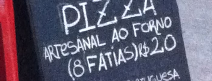 Hippocampus Pizza - Bar is one of Brazil.