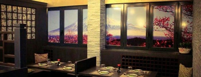 Fuji Japanese restaurant is one of Ristoranti.
