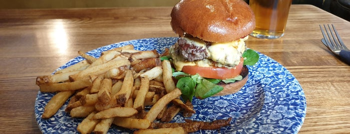 Burger Craft is one of Burger London.