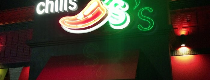 Chili's Grill & Bar is one of Locais curtidos por Tammy.