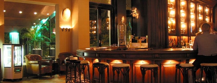 De Kroon is one of Amsterdam, best of..