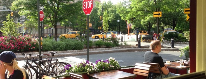 Bus Stop Cafe is one of West Village Best Village.