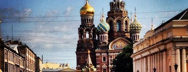 Храм Спаса на Крови is one of ПИТЕР.