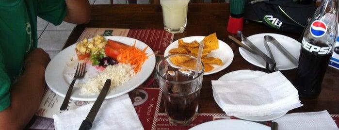 A Churrascaria Brasileira is one of Comida que sí comería.
