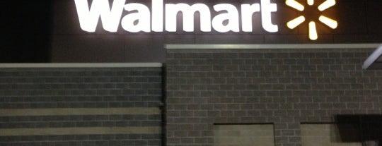 Walmart Supercenter is one of Brad : понравившиеся места.