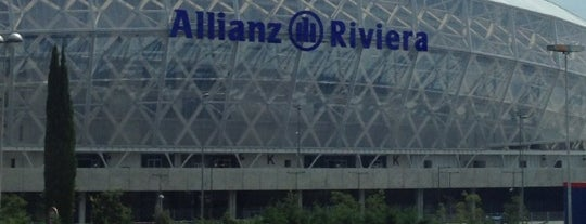 Allianz Riviera is one of outsiders....