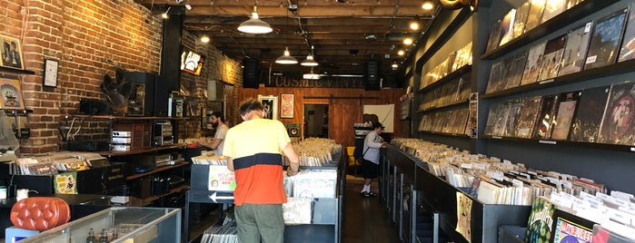 Cosmic Vinyl is one of Record Shops.