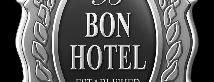Bon Hotel Oldcity is one of สถานที่ที่บันทึกไว้ของ Hakan.