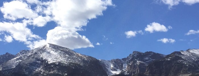 Rocky Mountain National Park is one of Lieux qui ont plu à Danny.