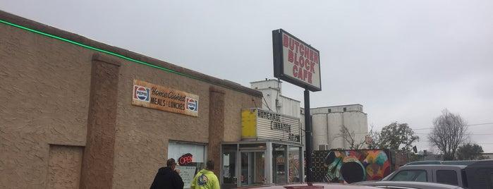 Butcher Block Cafe is one of Lieux qui ont plu à Danny.
