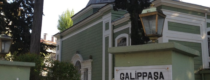 Galip Paşa Camii is one of Mustafa : понравившиеся места.