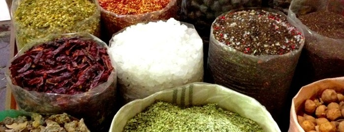 Spice Souk is one of Dubai.