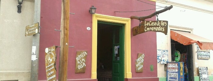 La Casa De Las Empanadas is one of Posti che sono piaciuti a Mks.