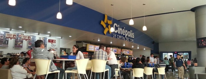 Cinépolis is one of Orte, die Pammiss gefallen.