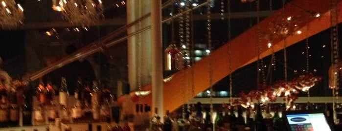 SUSHISAMBA is one of London's great locations - Peter's Fav's.
